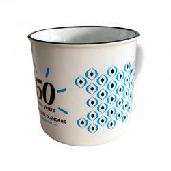 Mugs en céramique 50 ans UA