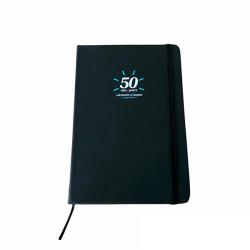 Carnets de note noir 50 ans UA